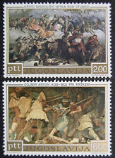 JUGOSLAVIA 1973: QUADRI RIVOLTE CONTADINE NUOVI COME DA FOTO