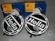HELLA RALLYE 4000 FF LUMINATOR METAL Pencil Beam Off Road Driving Lights 4X4 @US