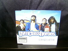 GYM CLASS HEROES – CLOTHES OFF - AUSTRALIAN CD SINGLE NM