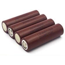 4x lg véritable rechargeable lion piles HG2 18650 3000MAh 20/30A imr