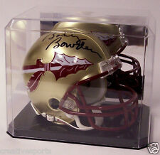 PROTECH MINI FOOTBALL HELMET DISPLAY CASE WITH MIRROR BACK CC7BM