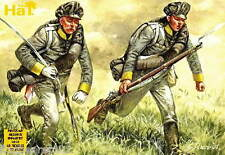 HAT 8052: NAPOLEONIC PRUSSIAN RESERVE INFANTRY X 48 1/72 SCALE PLASTIC FIGURES