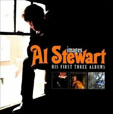 Images (His First Three Albums) by Al Stewart (CD, May-2011, 2 Discs, EMI)
