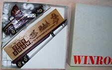 1991 Donekers Toy Show Ephrata PA Wood Trailer Winross Diecast  Trailer Truck