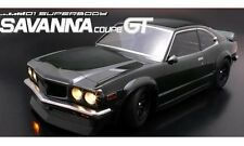 ABC 1/10 Mazda RX3 Savanna Coupe GT 190mm Clear Body #66095 OZ RC Models