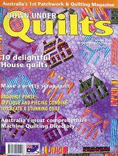 Down Under Quilts Magazine Issue 68, 2003 - 20% Bulk Magazine Discount