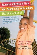 Everyday Activities to Help Your Child With Autism Live Life to the Fu-ExLibrary