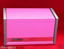 Snap On Pink Mini Micro Top Chest Tool Box  Brand New !!!!!