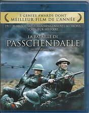 BLU-RAY--LA BATAILLE DE PASSCHENDAELE--PAUL CROSS