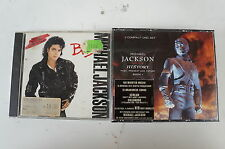 Musik CD's Konvolut Michael Jackson History Book Past present future 3CD's (924)