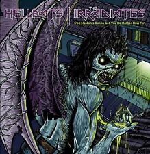 "HELLBATS / IRRIDIATES * Iron Maiden's Gonna Get You No Matter How Far 7"" Neu"