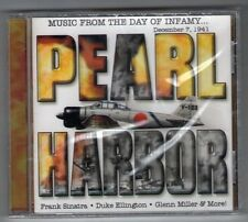 PEARL HARBOR new cd MUSIC FROM THE DAY OF INFAMY - VARIOUS ARTISTS