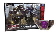 Transformers UW-07 Bruticus Combaticon Combiner Wars MISB