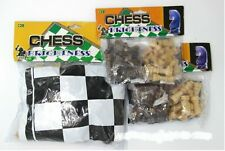 MINI 32 Pieces Chess Set Popular wooden Contemporary Chess  Free shipping