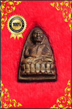 Thai amulet:Rare and Old Pra Sodej Pim Toareed LP Tuad Wat Changhai BE.2535