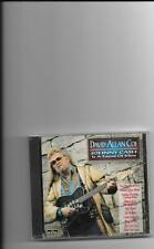 "DAVID ALLAN COE, CD ""JOHNNY CASH IS A FRIEND OF MINE"" NEW SEALED"