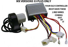 Razor MX350 MX400 Dirt Rocket Bike Throttle and Controller (Electrical Kit) V33+
