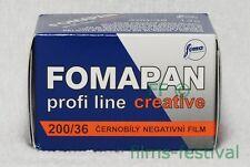3 rolls FOMAPAN 200 B&W 35mm Film 135-36 Black and White FREESHIP