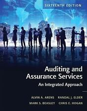 Auditing and Assurance Services Plus MyAccountingLab with Pearson EText --...