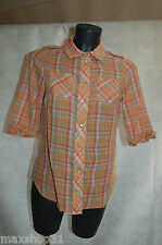 CHEMISE MAJE  CAMISA/CAMICIA/TOP/DRESS SHIRT   TAILLE M / 38 TBE