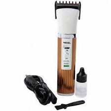 Nova Rechargeable Professional Hair Trimmer Razor Shaving Machine. Clipper.