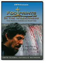 FOOTPRINTS IN THE WILDERNESS: THE NORTH AMERICAN MARTYRS  DVD
