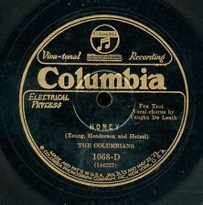 78tk-Dance-COLUMBIA 1068-D-The Columbians