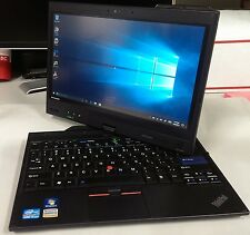 "Lenovo Thinkpad X220 12.5"" Core i7 Multitouch Tablet/Laptop"