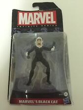 "Marvel Universe Avengers Infinite figures 3.75"" Brand New/MOC Black Cat.3"