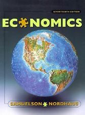 Economics. 17th edition. Samuelson and Nordhaus