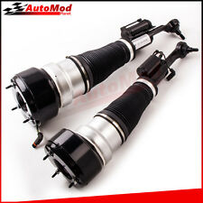 Pair Front Left & Right Airmatic Struts Shocks Absorber For Mercedes CL550 S550