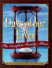 Days of Our Lives: The Complete Family Album: A 30th Anniversary Celeb-ExLibrary