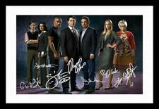 CRIMINAL MINDS AUTOGRAPHED SIGNED & FRAMED PP POSTER PHOTO