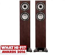 Tannoy Revolution XT 6F Speakers (Pair) - Dark Walnut - Open Box- - RRP £999