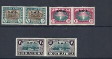 SOUTH WEST AFRICA 1939 LANDING of the HUGUENOTS (SG 111-113) F/VF MH