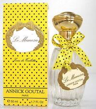 Annick Goutal  Le Mimosa 50 ml EDT Spray Neu OVP