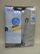 New Brabantia Metallised Ironing Board Cover C 124 x 45