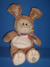 **CLEARANCE** 2008 Starbucks Bearista Bear 75th BUNNY STRIPPED EARS (G26-1)