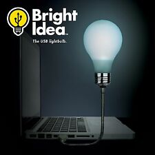 Bright Idea USB Powered Light Bulb- Novelty Office Gift
