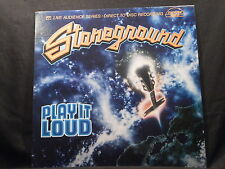 Stoneground - Play Loud (direct-to-disc)