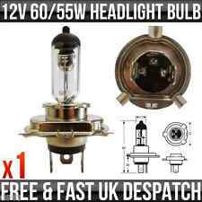 12v 60/55w P43t H4 Yamaha YBR 125 2005 - 2008 Dipped / Main Headlight Bulb 472