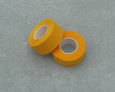 Guidoline bar tape yellow cotton Velox Tressorex 85 vintage bike bar tape