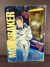 "MEGO 1979 Moonraker James Bond 12 1/2"" Action Figure-in Scatola (381)"