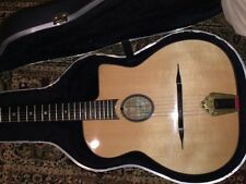Dell'Arte gypsy jazz guitar by John Kinnard 1990s New!!
