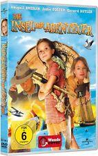 DVD DIE INSEL DER ABENTEUER # Jodie Foster, Abigail Breslin ++NEU