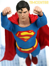 In Stock! Hot Toys 1/6 Superman 1978 Christopher Reeve Figure Normal