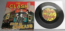 "The Clash - This Is England UK 1985 CBS 7"" Poster Sleeve"