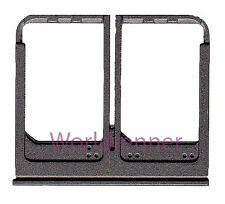Sim Dual Bandeja N Tarjeta Lector Soporte Card Tray Holder HTC One M8 Dual