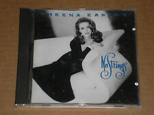 SHEENA EASTON - NO STRINGS - CD COME NUOVO (MINT)