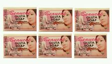 6 (Pack) BEAUCHE GLUTA SOAP SUPER WHITENING USA SELLER 90g